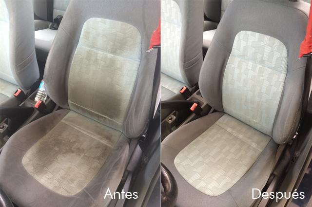Elefante azul pamplona landaben inicio limpieza for Tapiceria para coches en zaragoza